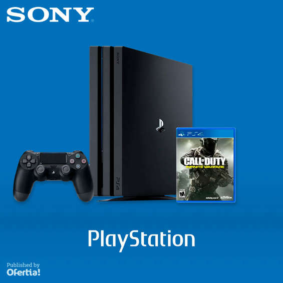 Ofertas de Sony, Play Station