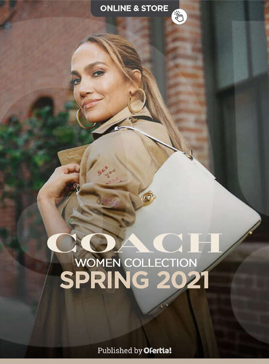 Ofertas de Coach, Spring 2021 Women