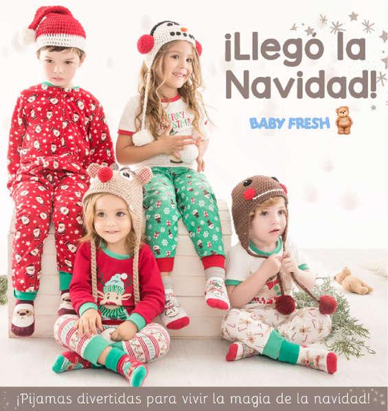 Ofertas de Baby Fresh, ¡Llegó la Navidad!
