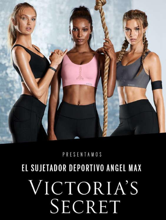 Ofertas de Victoria's Secret, Victoria Sport - Presentamos el sujetador deportivo Angel Max