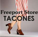 Ofertas de Freeport Store, Tacones