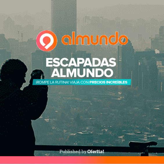 Ofertas de Almundo.com, Almundo escapadas
