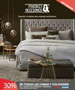 Ofertas de Muebles y Accesorios, Catálogo de productos Septiembre de 2017