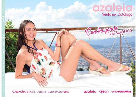 Ofertas de Azaleia, Catálogo - Construyendo tus sueños