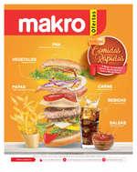 Ofertas de Makro, Comidas Rapidas