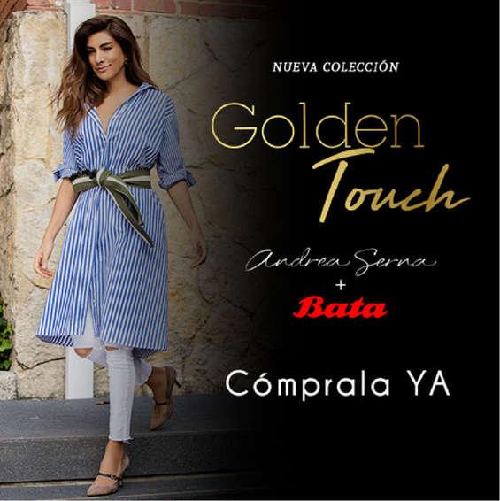 Ofertas de Bata, Nueva Colección Golden Touch
