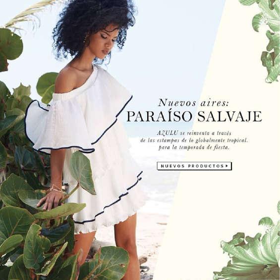 Ofertas de Azulu, Nuevos aires - Paraíso Salvaje