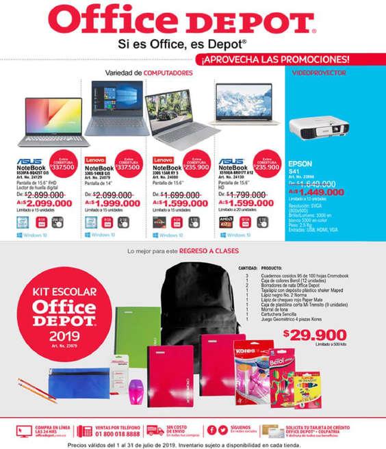 Ofertas de Office Depot, ¡Aprovecha Las Promociones!
