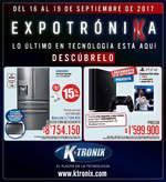 Ofertas de KTronix, Expotrónika, lo último en tecnología está aquí - Bogotá