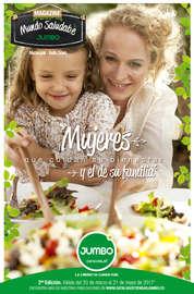 Magazine Mundo Saludable 2da Edición - Mujeres que cuidan su bienestar y el de su familia