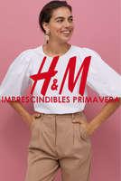 Ofertas de H&M, Imprescinndibles en primavera