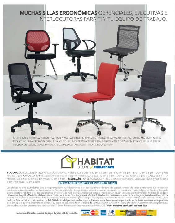 Comprar silla de dise o en bogot tiendas y promociones for Habitat store muebles