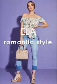 Lookbook romantic style