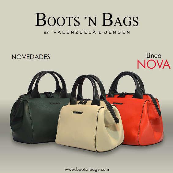 Ofertas de Boots 'N Bags, Novedades