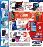 Ofertas de KTronix, Temporada de ofertas