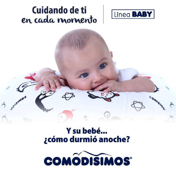 Ofertas de Colchones Comodisimos, Línea Baby