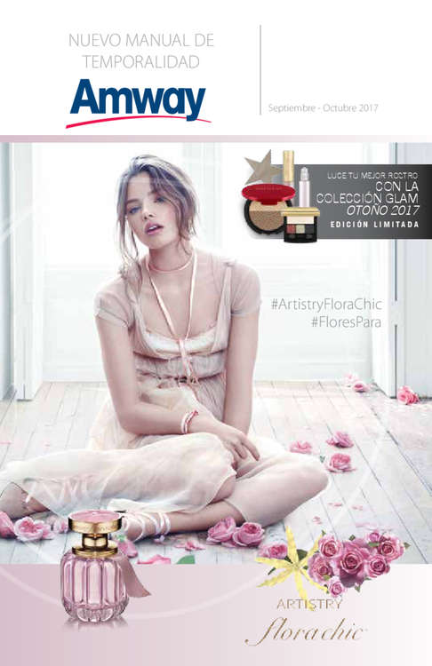 Amway ofertas promociones y cat logos online ofertia for Almacenes de muebles en bogota 12 de octubre