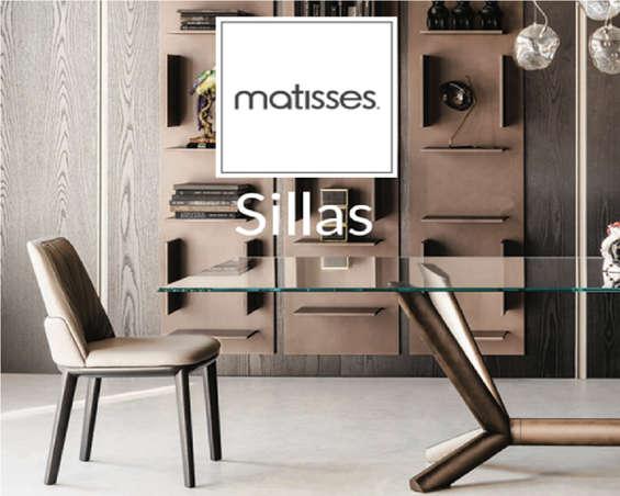 Ofertas de Matisses, Sillas