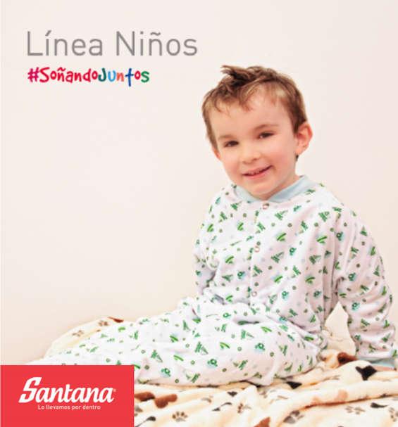 Ofertas de Santana, Pijamas para niño