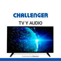 Challenger tv y audio