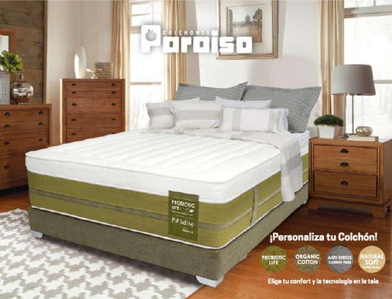 Colchones paraiso ofertas promociones y cat logos for Habitat store muebles