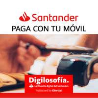 Santander pago con tu móvil
