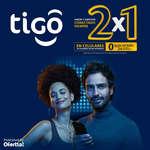 Ofertas de Tigo, 2x1