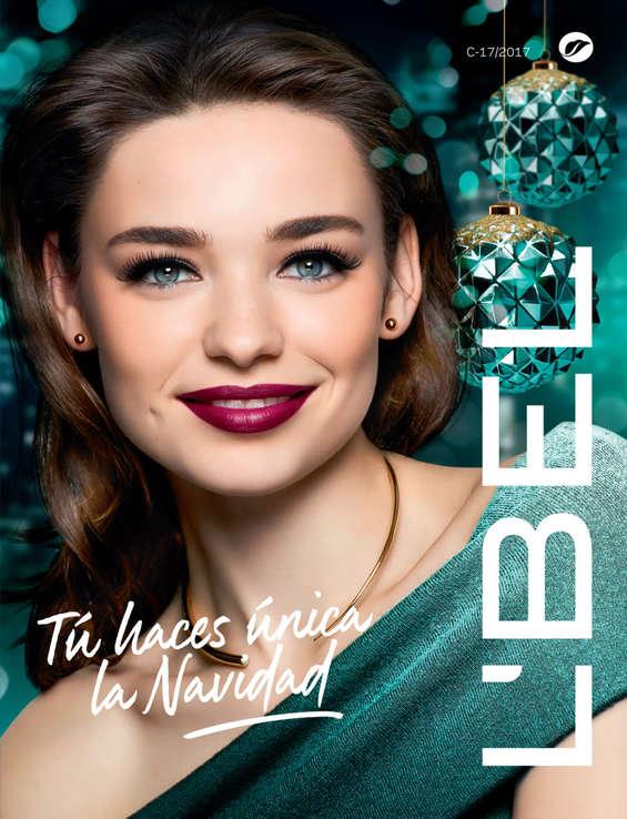 Ofertas de L'bel, Tu haces única la Navidad - Campaña 17 de 2017