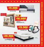 Ofertas de Muebles Jamar, Catálogo ¡Seguimos en feria hasta el 30 de Abril! - Cartagena y Santa Marta