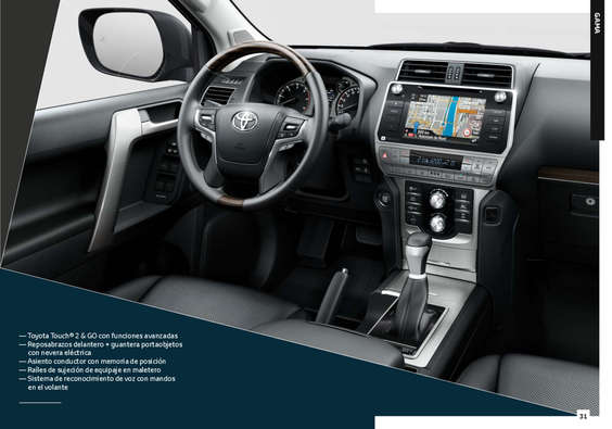 Ofertas de Toyota, Toyota Land cruiser