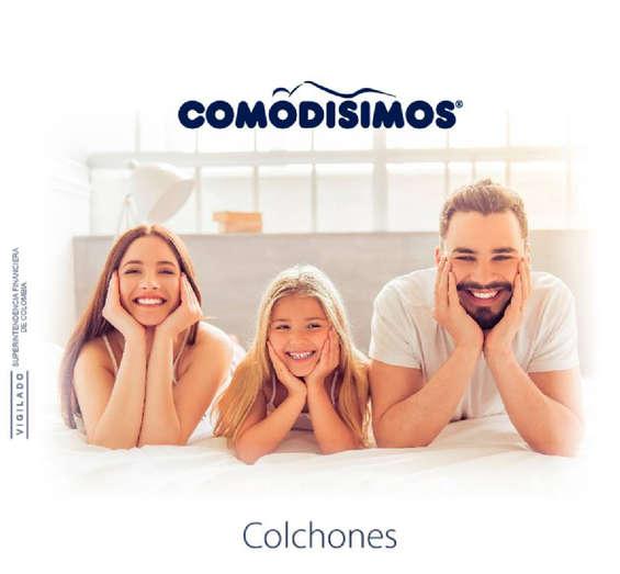 Ofertas de Colchones Comodisimos, Colchones