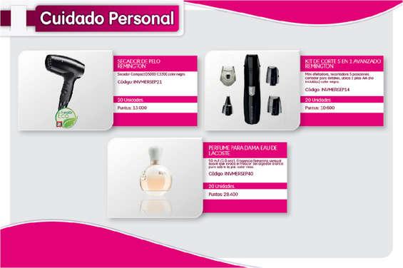 Ofertas de Claro, Catálogo de puntos - Claro soluciones fijas