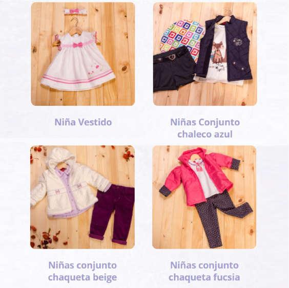 Ofertas de Travesuras, Nueva Colección para Niñas