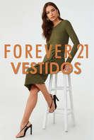 Ofertas de Forever 21, Veestidos Forever