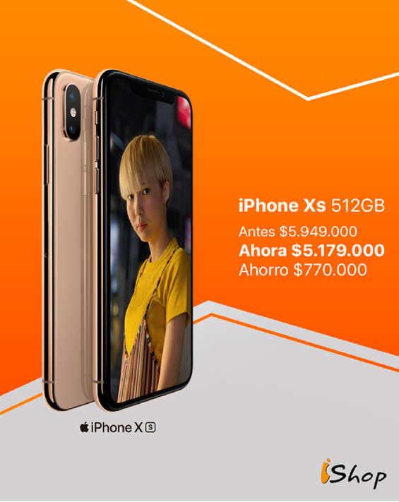 Ofertas de Ishop, IPhone Xs