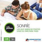 Ofertas de HomeCenter, Catálogo CMR Puntos HomeCenter