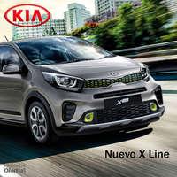 KIA Nuevo X Line
