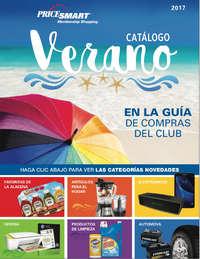 Catálogo Verano 2017
