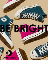 Converse Be Bright