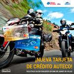 Ofertas de Auteco, ¡Nueva tarjeta de crédito Auteco!