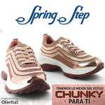 Ofertas de Spring Step, Chunky