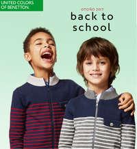 Back to school niños