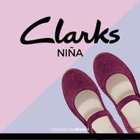 Clarks niña