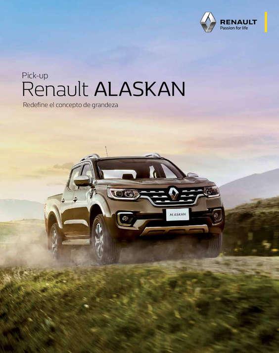 Ofertas de Renault, Renault Alaskan
