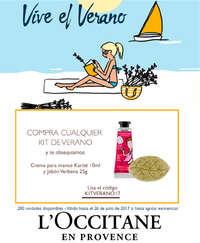 Vive el verano con L'occitane