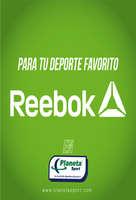 Ofertas de Planeta Sport, Colección Reebok