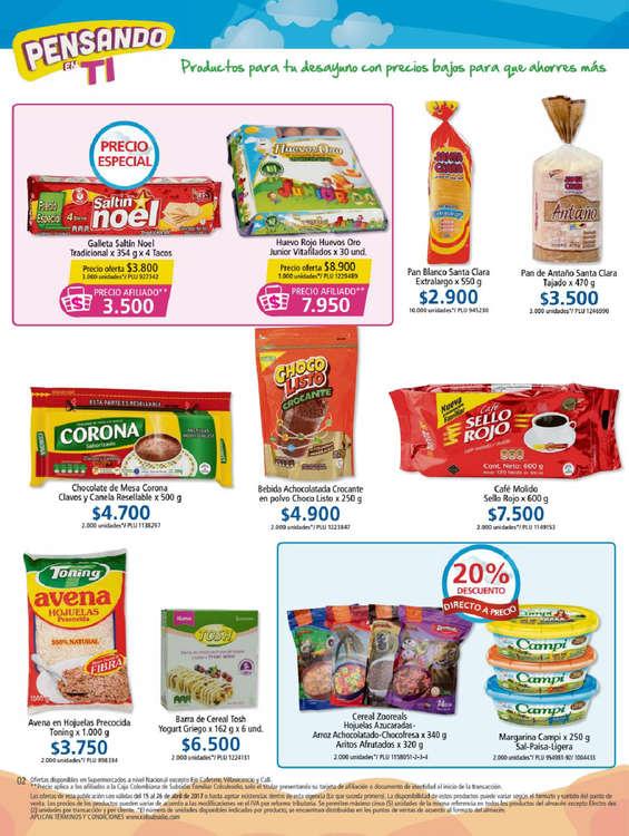 Ofertas de Supermercados Colsubsidio, Celebramos el día del niño
