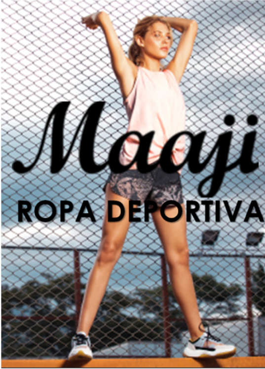 Ofertas de Maaji, Ropa Deportiva