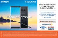 Samsung Galaxy Note8 - Hazlo en grande