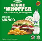 Ofertas de Burger King, Veggie Whopper